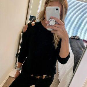 Tobi black sweater